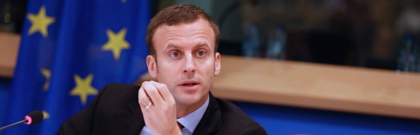 Macron défendra-t-il l'Europe comme promis ?