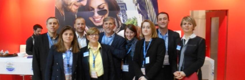 L'équipe du France Tourisme Lab
