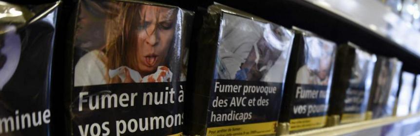 Le prix des paquets de tabac va évoluer le 15 mai prochain