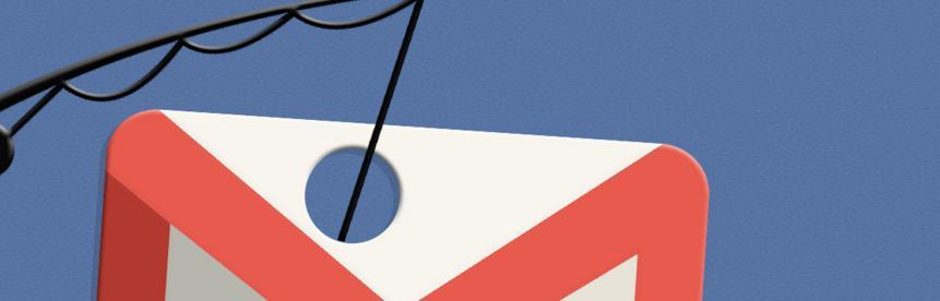 Une attaque de pishing sur Gmail