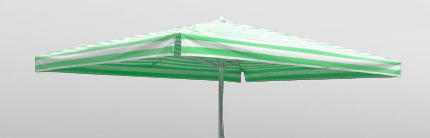 Parasol pour marché